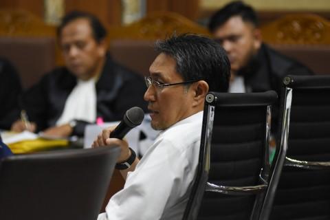 KPK Periksa Sukiman terkait Suap DAK Kebumen