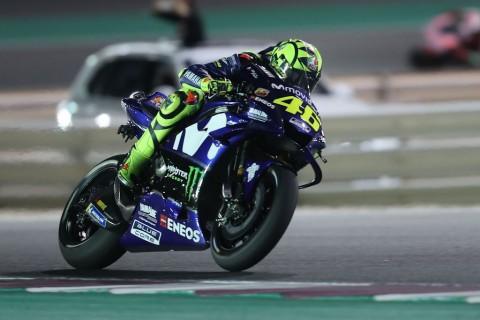 Rossi Kembali Optimistis setelah Tes Hari Ketiga