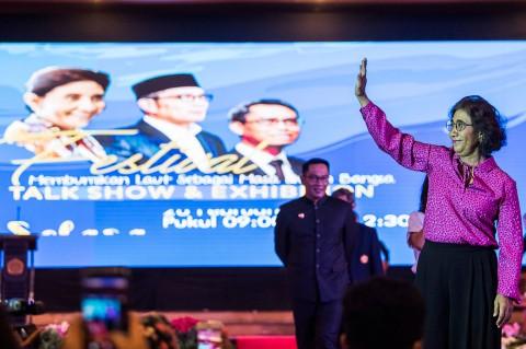 Menteri Susi Bakal Buat Museum Penenggelaman Kapal