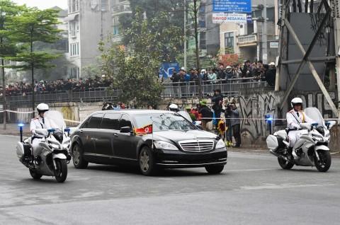 Tiba di Hanoi, Kim Jong-un Siap Bertemu Donald Trump