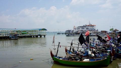 Kapal Kayu Dilarang Angkut BBM di Pelabuhan Kartini