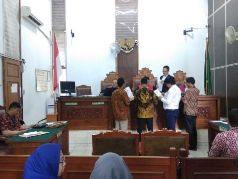 Sidang Gugatan Ucapan Prabowo Kembali Ditunda