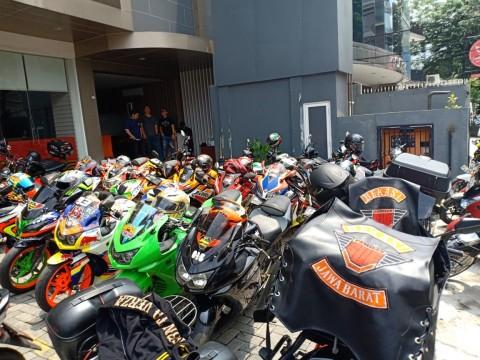 Edukasi Bikers di Kumpul Bareng Pengendara