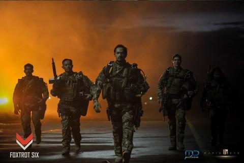Foxtrot Six Pimpin Box Office Akhir Pekan