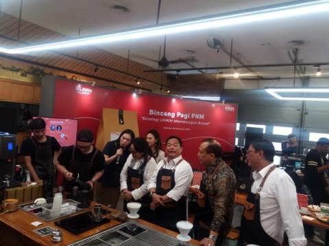 PNM Dukung UMKM Sosialisasi Merek