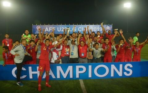 6 Fakta Menarik Usai Timnas Indonesia Juara Piala AFF U-22