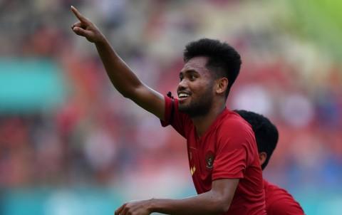Ucapan Selamat Saddil untuk Timnas Indonesia U-22