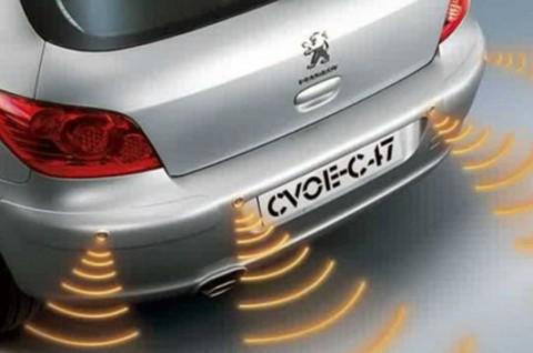 Cara Kerja Sensor Parkir Mobil
