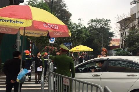 Kim Jong-un Sambangi Kawasan Industri Hai Pong Vietnam