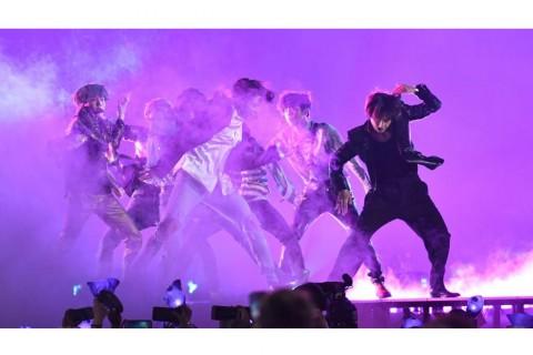 BTS Menang Besar di Korean Music Awards dan Japan Golden Disc Awards