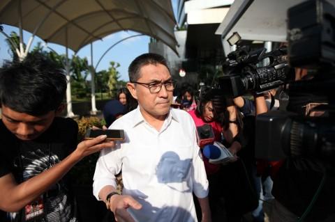 Politikus PAN Sukiman Dicegah ke Luar Negeri