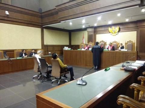 Sidang Tuntutan Angota DPRD Sumut Ditunda