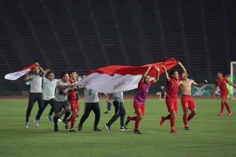 Juara Piala AFF, Timnas U-22 Bakal Diarak Keliling Jakarta