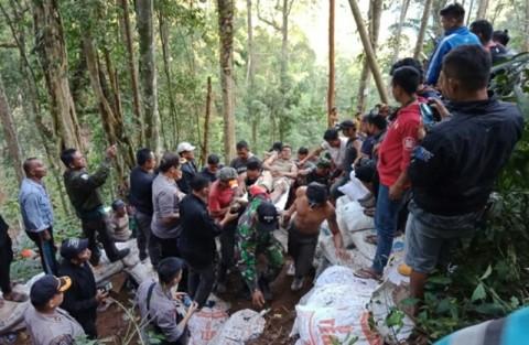 Basarnas Akan Gunakan Alat Berat untuk Evakuasi Korban Tambang
