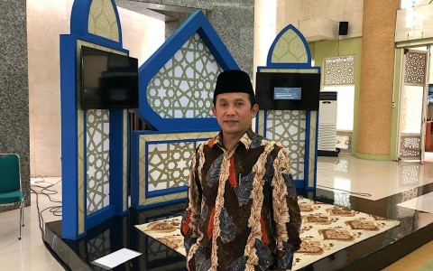 Masjid Diminta Tanggapi Kebutuhan Umat di Revolusi Industri 4.0