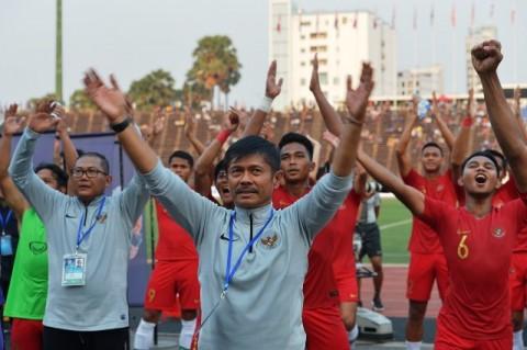 Rute Arak-Arakan Timnas Indonesia U-22