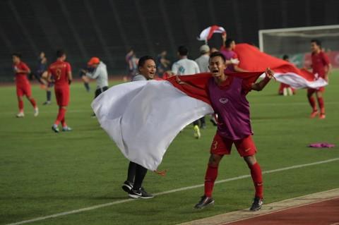 Pencetak Gol Timnas U-22 di Final AFF, Sani Rizki Ternyata Anggota Brimob Polda