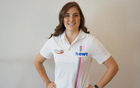 Tatiana Calderon, Pembalap Wanita Pertama di Ajang F2