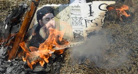 Pemimpin ISIS Diklaim Bergerak Bebas Dilindungi Amerika Serikat