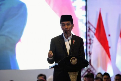 Jokowi Minta Masyarakat Manfaatkan KUR