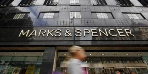 Bursa Inggris Tumbang, Saham Marks & Spencer Anjlok 12,47%