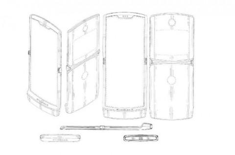 Motorola Garap Ponsel RAZR Lipat?