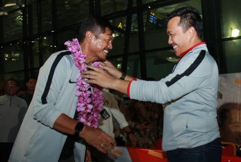 Juara Piala AFF Bukan Target Utama Timnas U-22
