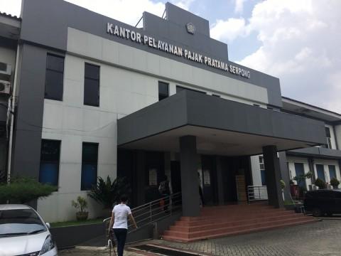 KPP Serpong Bidik Penerimaan Pajak 2019 hingga Rp5 Triliun