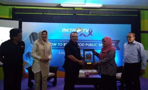 Acara 'Metro TV Berbagi' Dapat Apresiasi Positif