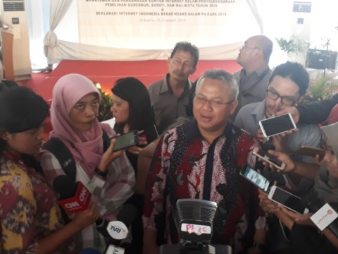 KPU Sisir Kembali Daftar Pemilih