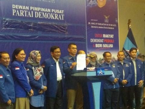 SBY Dipastikan Absen Pemilu 2019