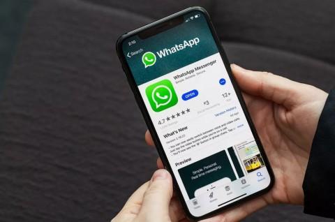 Begini Cara Mengirim Suara via WhatsApp