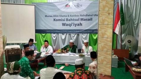 Munas Alim Ulama NU: Bisnis MLM Haram