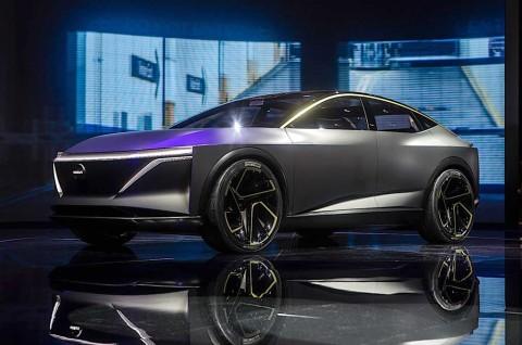 Nissan Boyong SUV Konsep ke Jenewa