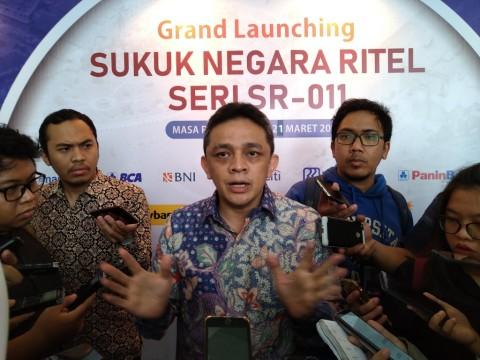 Target Sukuk Negara Ritel Seri-011 Dibidik Rp10 Triliun