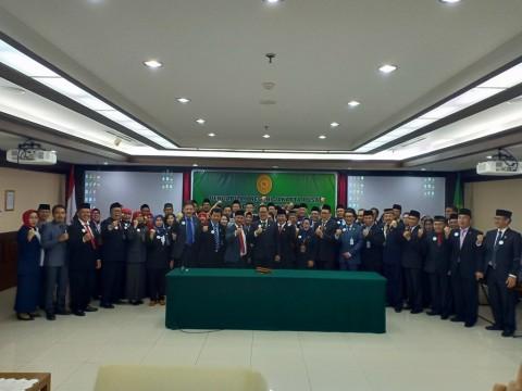 PN Jakarta Pusat Janji Jaga Integritas Birokrasi
