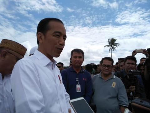 Presiden Puji Panen Raya Jagung di Gorontalo Capai 1,7 Juta Ton