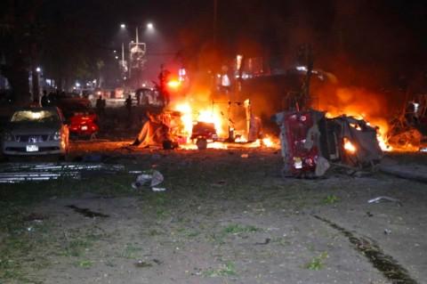 Usai Pengeboman, Polisi Somalia Hadapi Baku Tembak Al-Shabaab