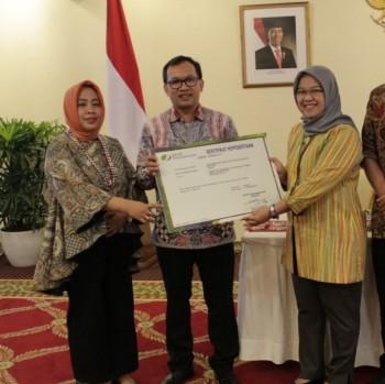 Istana Daftarkan PPNPN Menjadi Peserta BPJS Ketenagakerjaan