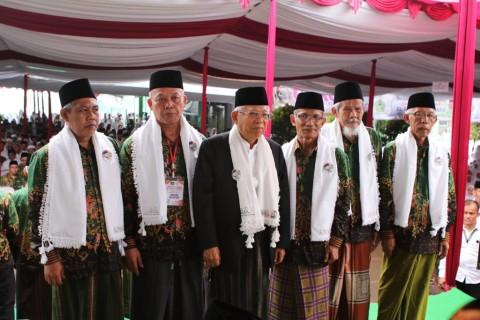 NU Disebut Siap Jadi Benteng Hoaks Jokowi-Ma'ruf