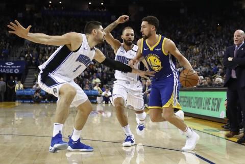 Hasil NBA Hari Ini: <i>Comeback</i> Magic Kejutkan Warriors