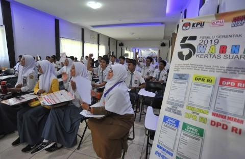 Milenial Sebut Demokrasi Indonesia Belum Baik