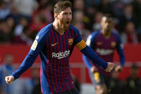 Ramos Berpeluang Absen, Messi Sangat Bugar