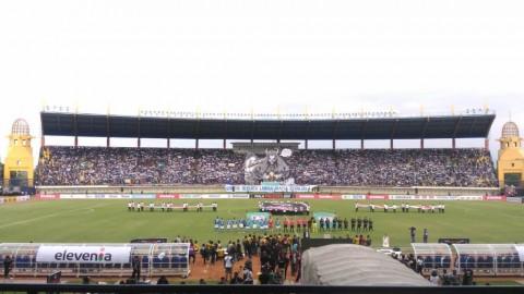 Tira-Kabo Permalukan Persib di Laga Perdana Piala Presiden