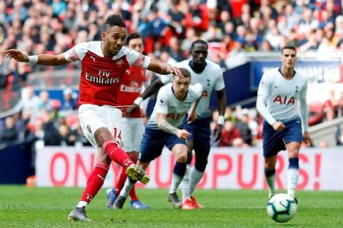 Spurs kontra Arsenal Berakhir Tanpa Pemenang