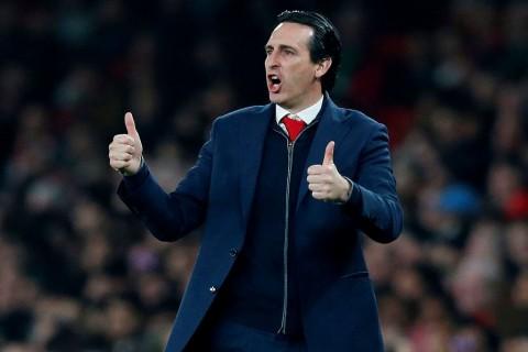 Pujian Emery Setelah Arsenal Imbangi Tottenham
