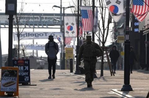 AS dan Korsel Kenalkan Program Pengganti Latihan Militer