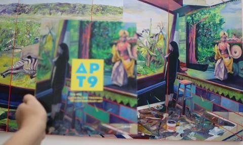 Kekuatan Indonesia dalam Pameran Seni Kontemporer Asia Pasifik
