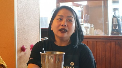 Alicia Martino Berdiplomasi Melalui Kuliner Nusantara