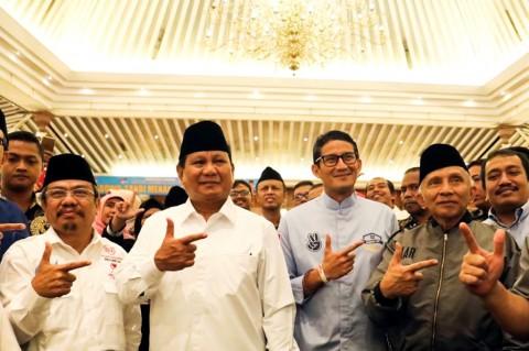Prabowo Minta Pemerintah Selesaikan Masalah SDA